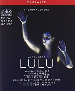 Alban Berg Lulu Royal Opera House Covent Garden 2009 Blu-ray 2010 by Opus Arte