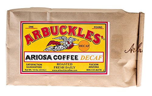 Arbuckle's Ariosa Decaf Autodrip Ground Coffee 1lb (16oz) (Arbuckles Ariosa Coffee compare prices)