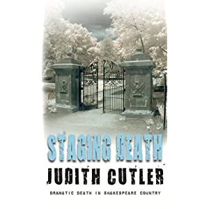 Staging Death - Judith Cutler