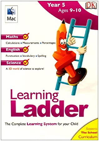 Learning Ladder Year 5 (Ages 9-10) (Mac CD)