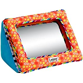 Lamaze My First Mirror,Colors May Vary: Baby