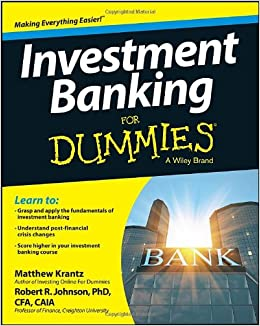 What are the must read books for investment bankers? Any ...