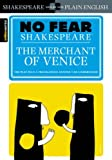 img - for By John (ed) Crowther - The Merchant of Venice (Sparknotes No Fear Shakespeare) (10.2.2004) book / textbook / text book
