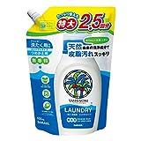 サラヤ ヤシノミ洗たく用洗剤 コンパクトタイプ つめかえ用 900mL