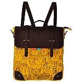 Funk For Hire (Ffhacmelahavyellow) Women's Handbag -Yellow