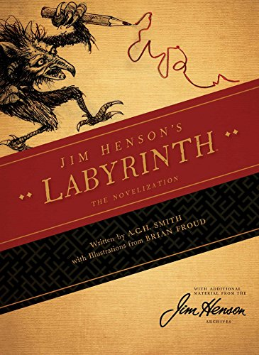 Jim Hensons Labyrinth The Novelization [Smith, A.C.H.] (Tapa Blanda)