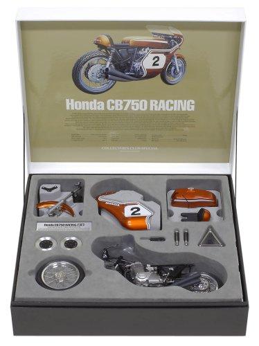 コレクターズクラブスペシャル Honda CB750 レーシング(セミアッセンブルモデル)