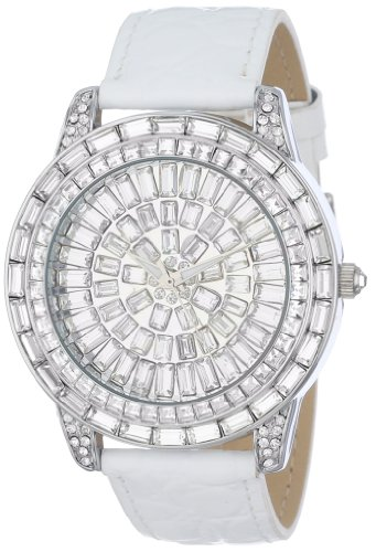Peugeot Donna J6013 Couture Swarovski Crystal Evening Orologio