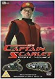 Gerry Anderson's New Captain Scarlet: Series 2 - Volume 4 [DVD]