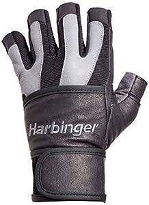Harbinger Men's BioFlex WristWrap Lifting Gloves