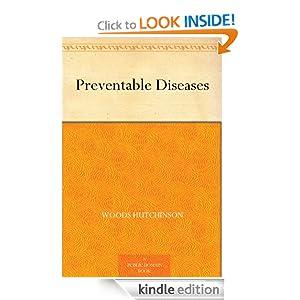 Preventable Diseases Woods Hutchinson