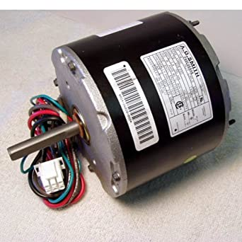 S1 02427596000 york oem condenser fan motor 1 4 hp 230 for Hvac fan motor replacement