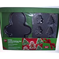 Wilton 2109-0433 Holiday Cookie Baking Set