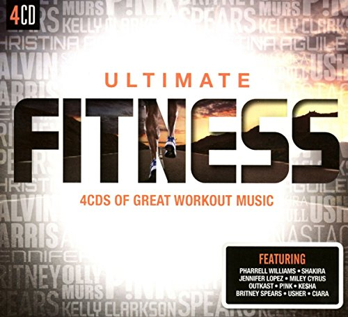 Ultimate... Fitness [4 CD]