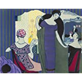 At The Theatre, from Les Choses De Paul Poiret (Print On Demand)