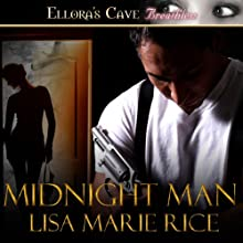 Midnight Man (       UNABRIDGED) by Lisa Marie Rice Narrated by Alexandra R. Josephs