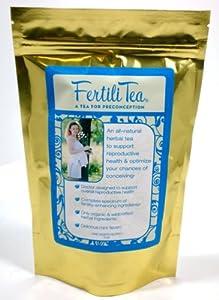 FertiliTea: A Natural Fertility Tea Blend 3oz