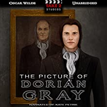 The Picture of Dorian Gray Audiobook by Oscar Wilde Narrated by Kate Petrie