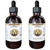 Coleus Tincture, Coleus (Coleus Forskohlii) Dried Root Liquid Extrac Herbal Dietary Supplement 2x2 oz