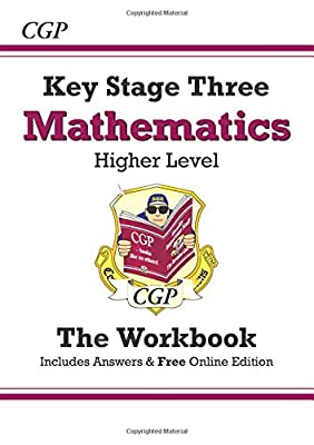 KS3 Maths Workbook (with answers and online edition) - Higher: Workbook and Answers Multipack - Levels 5-8