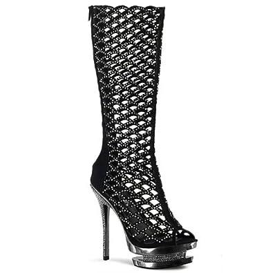 High-Heels-Stiefel: Luxus Stiefel