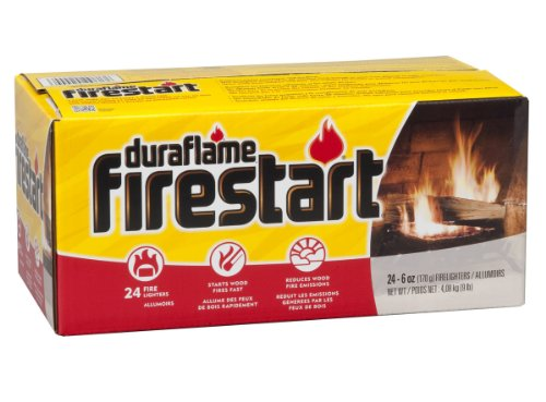 Cheapest Prices! Duraflame 2444 Firestart Firelighters, 24-Pack