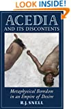 Acedia and Its Discontents: Metaphysical Boredom in an Empire of Desire