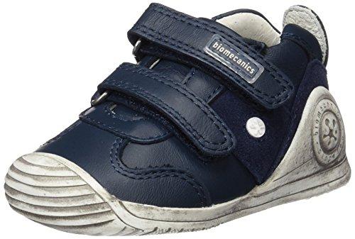 Biomecanics Unisex - Bimbi 0-24 151157 Scarpe da Ginnastica Basse Blu Size: 20