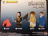 Planet Un conjunto de Medicom Kubrick mono