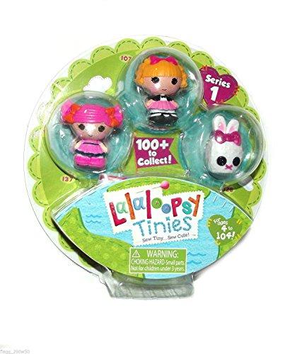Lalaloopsy Tinies Figures Series 1 (531531) 3 Pack - 1