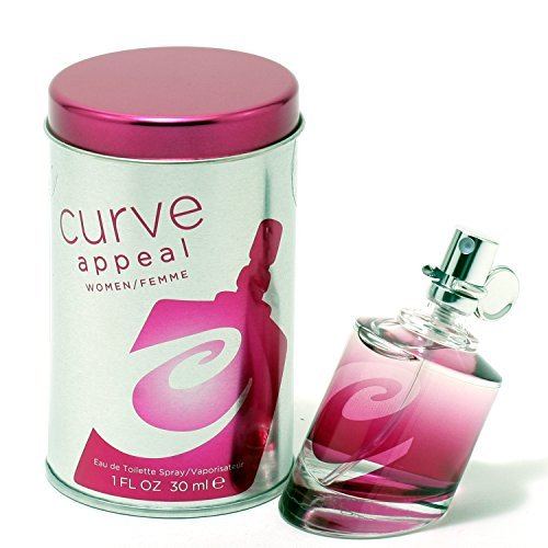 liz-claiborne-curve-appeal-for-ladies-edp-sp-ray-1-oz-by-liz-claiborne
