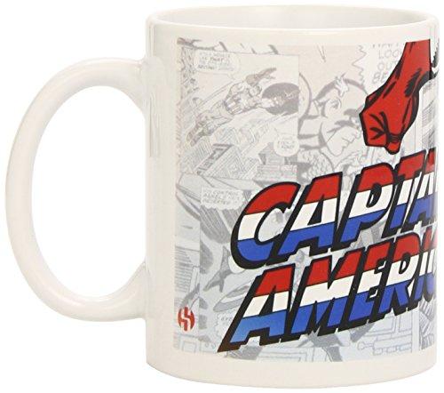 Marvel Comics Retro- Tazza -Captain America