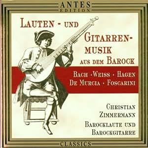 Lauten-U.Gitarrenmusik aus dem Barock