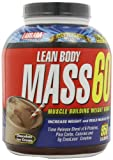 Labrada Nutrition Lean Body Mass 60 Muscle Builder Protein Powder, Chocolate, 6-Pound Tub