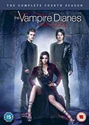 The Vampire Diaries - Season 4 (DVD + UV Copy) [2013] [NTSC]