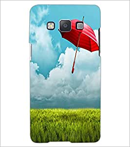 SAMSUNG GALAXY E5 UMBRELA Designer Back Cover Case By PRINTSWAG