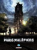 img - for Paris Mal fices T1 - La Mal diction de la Tour Saint-Jacques book / textbook / text book