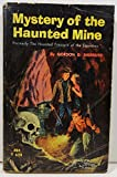 img - for Mystery of the Haunted Mine book / textbook / text book