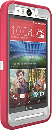 OtterBox Defender Case for HTC Desire EYE - Retail Packaging - Neon Rose