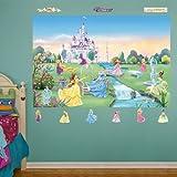 FATHEAD Disney Princess Mural Graphic Wall Décor