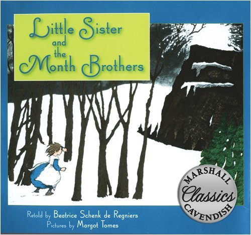 Little Sister and the Month Brothers (Mc Classic Fiction)