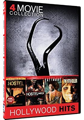Hostel/Hostel 2/The Tattooist/The Hunt for the BTK Killer - 4 movie set