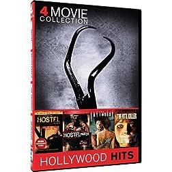 Hostel/Hostel 2/The Tattooist/The Hunt for the BTK Killer - 4 movie set