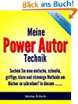 Meine Power Autor  Technik