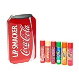 Claire's Girls and Womens 6 Pack Lip Smackers In Coca-Cola Tin