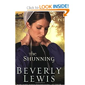 """The Shunning"" by Beverly Lewis :Book Review"