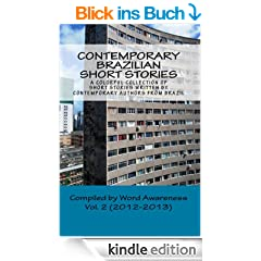 Contemporary Brazilian Short Stories (Vol. 2)
