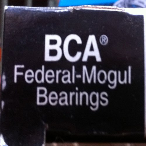 BCA Bearings 55437 Taper Bearing Cup