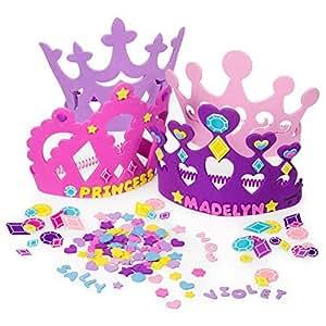 Fun Express Fun Express Princess Tiara Crown Craft Kits