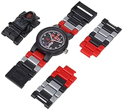 Lego Kids' 9004315 Star Wars Darth Maul Watch